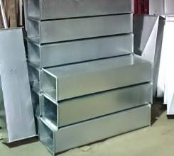 Изготовление и монтаж систем вентиляции. Установка кондиционеров