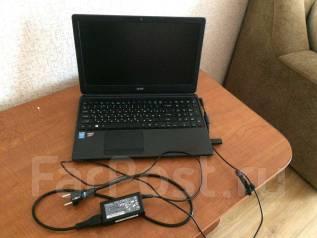 """Acer Aspire E1-532G. 15.6"""", 1,7ГГц, ОЗУ 4096 Мб, диск 500 Гб, WiFi, Bluetooth"""