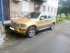 BMW 5-Series. автомат, 4wd, 4.4, бензин