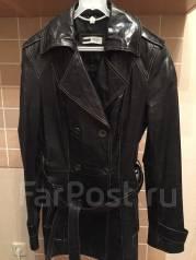 Продам куртку кожаную женскую 40-42 размер