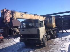 МАЗ Ивановец. Продам автокран на базе МАЗ, 14 000 кг., 14 м.