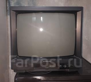 """Samsung. 21"""" CRT (ЭЛТ)"""