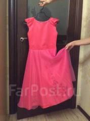 Платья школьные. Рост: 140-146 см