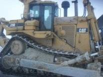 Caterpillar D9. Catepillar D9R, 50 000,00кг.
