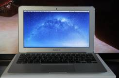 "Apple MacBook Air 11 2014 Early MD712D/B. 11.6"", ОЗУ 4096 Мб, диск 256 Гб, WiFi, Bluetooth, аккумулятор на 9 ч."