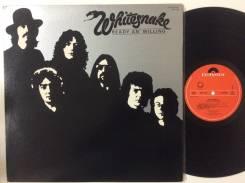 ДИП ПАПЛ! Вайтснейк / Whitesnake - Ready and Willing - JP LP 1980