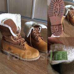 Ботинки Тимберленды. 38