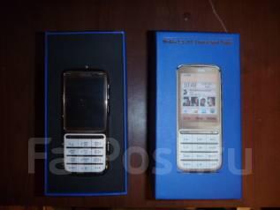 Nokia C3-01 Gold Edition. Б/у