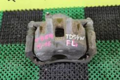 Суппорт тормозной. Suzuki Grand Vitara, FTB03, JT, 3TD62 Suzuki Escudo, TD54W, TA74W, TD94W, TDA4W, 3TD62, FTB03, JT Двигатели: M16A, J24B, J20A, H25A...
