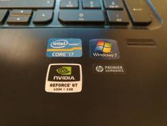 "HP Pavilion dv7-7006er. 17.3"", 2,3ГГц, ОЗУ 8192 МБ и больше, диск 750 Гб, WiFi, Bluetooth, аккумулятор на 3 ч."