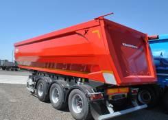 Kassbohrer. Новый самосвальный полуприцеп 32 m3, 40 000 кг.