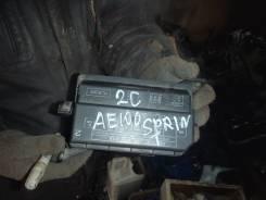 Блок предохранителей под капот. Toyota Sprinter, CE100 Двигатель 2C