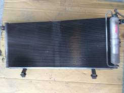 Радиатор кондиционера. Mitsubishi Pajero iO, H67W, H77W, H76W, H66W, H61W, H62W, H72W, H71W Двигатели: 4G93, GDI, 4G94