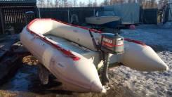 Badger. Год: 2011 год, длина 3,80м., двигатель подвесной, 3,00л.с., бензин