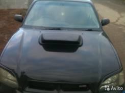 Воздухозаборник. Subaru Legacy B4, BE5