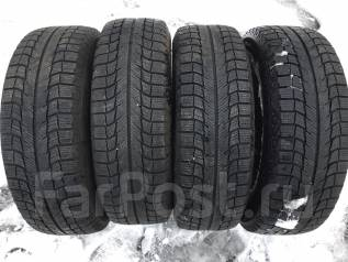 Michelin X-Ice. Зимние, без шипов, 2012 год, износ: 10%, 4 шт. Под заказ