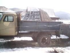 ГАЗ 52. Газ 52 бортовой, 2 700 куб. см., 3 000 кг.