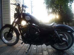 Harley-Davidson Sportster 1200 Custom XL1200C. 1 199куб. см., исправен, птс, с пробегом