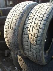 Dunlop Grandtrek SJ6. Зимние, без шипов, износ: 60%, 2 шт