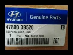 Вискомуфта включения полного привода. Hyundai: ix35, Maxcruz, Creta, Tucson, Santa Fe Kia Sorento Kia Sportage