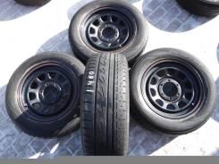 Bridgestone Playz RV. Летние, 2010 год, износ: 10%, 4 шт
