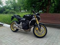 Honda CB 600SF. 600 куб. см., исправен, без птс, с пробегом