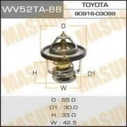 Термостат. Toyota: Cressida, Regius Ace, Crown, Quick Delivery, Mark II Wagon Qualis, Dyna, 4Runner, T.U.V, Hilux, Blizzard, Chaser, Regius, Crown Maj...