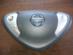 Подушка безопасности. Nissan Leaf