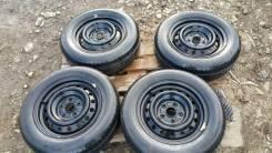 Dunlop SP 31. Летние, 2007 год, износ: 10%, 4 шт