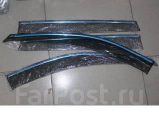 Ветровик на дверь. Nissan X-Trail, NHT32, HT32, T32, NT32, HNT32