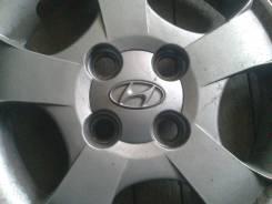 """Колпаки оригинальные Hyundai R13. Диаметр 13"""", 1 шт."""