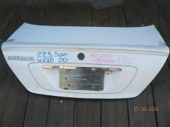 Крышка багажника. Mercedes-Benz S-Class, W220