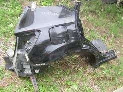 Крыло. Nissan Qashqai, J10, J11