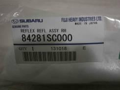 Отражатель в бампер SUBARU FORESTER, SH5, 84281SC000, 5160000061