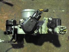 Заслонка дроссельная. Honda Fit, GD1 Двигатель L13A