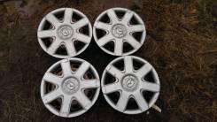 Mazda. 6.0x15, 5x114.30, ET52.5, ЦО 67,1мм.