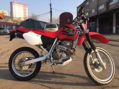 Honda XR 400R. 400 куб. см., исправен, птс, без пробега