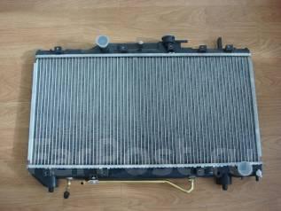 Радиатор охлаждения двигателя. Toyota Corona, ST190 Toyota Carina, ST190