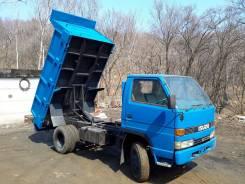 Isuzu Elf. Продам самосвал Isuzu ELF-2000г. 4WD. Мостовой. без пробега., 3 600 куб. см., 3 000 кг.