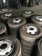 Dunlop Dectes SP001. Зимние, без шипов, 2015 год, износ: 5%, 8 шт