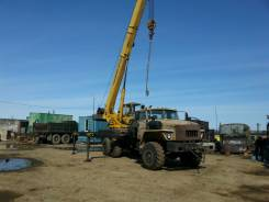 МАЗ. Кран ЛС55713-6 на шасси 630330, 11 149 куб. см., 28 м.