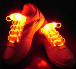 Шнурки.