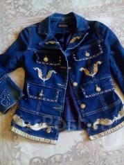 Куртки джинсовые. 40-44