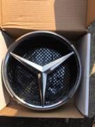 Эмблема решетки. Mercedes-Benz GL-Class, X164, W164 Mercedes-Benz M-Class, W164 Двигатели: OM, 642, DE, 30, LA, LS, 651, 22, M, 273, KE46, KE55, 113...