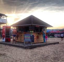 Пляжный бар (смотрите фото) во Владивостоке