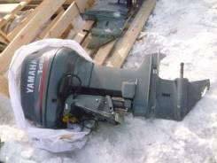 Yamaha. 140,00л.с., 2х тактный, бензин, нога X (635 мм), Год: 1996 год