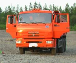 Автомобиль Камаз 65115 2010г.