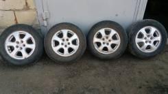 Subaru. 6.0x15, 5x100.00, ET55, ЦО 57,0мм.
