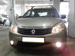 Renault Sandero. механика, передний, 1.6 (84 л.с.), бензин, 125 000 тыс. км