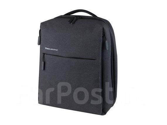 d394733437c9 Рюкзак Xiaomi Simple Urban LIFE Style (Черный) - Рюкзаки и сумки во ...